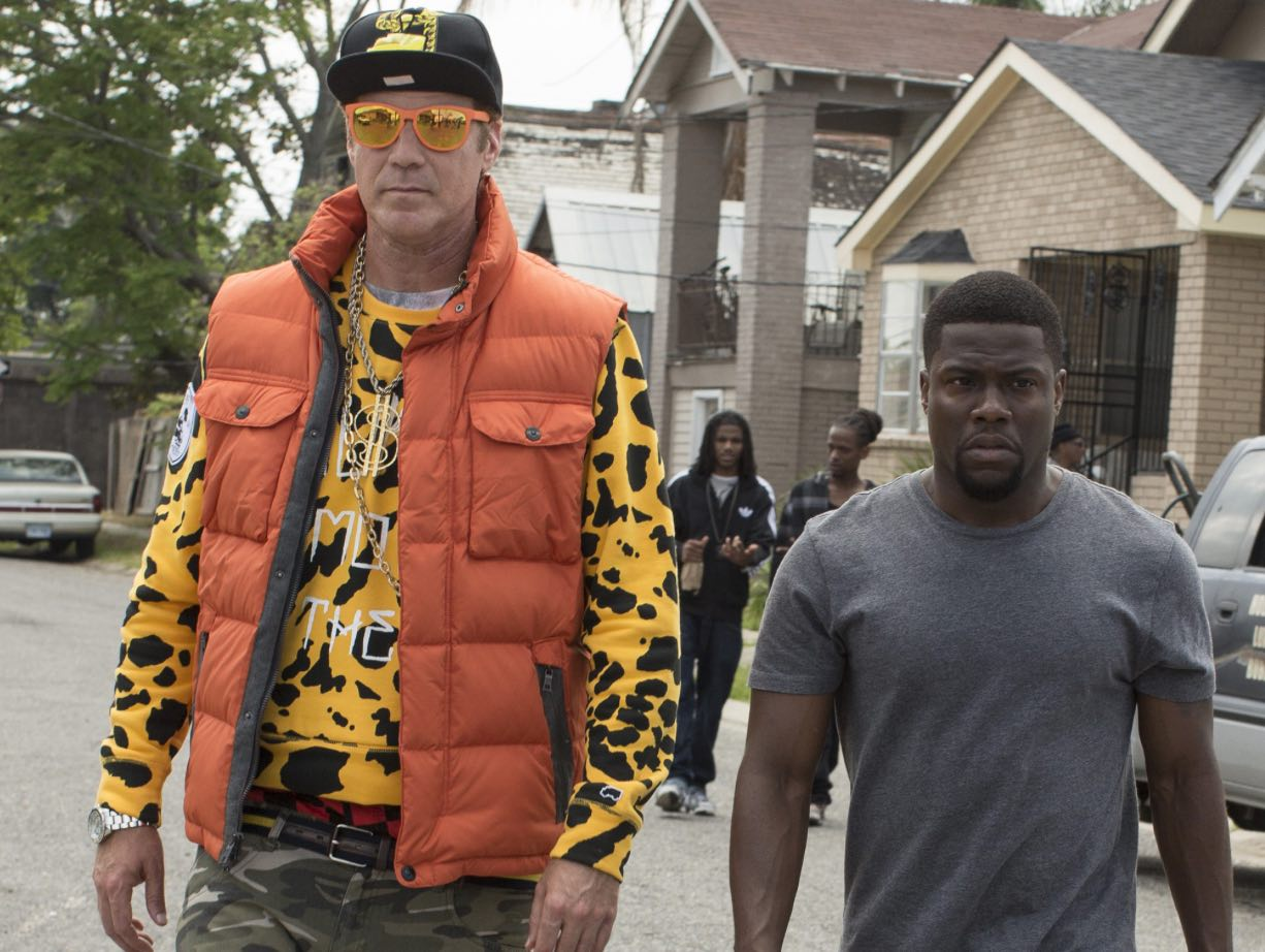 Get Hard - A comedy with edge thanks to Will Ferrell and Kevin Hart
