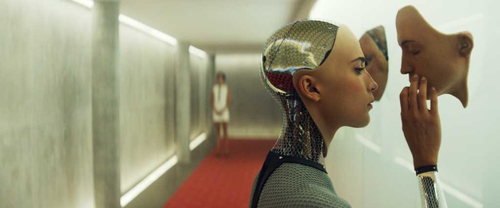 Katherine Monk's four-star movie review of Ex Machina