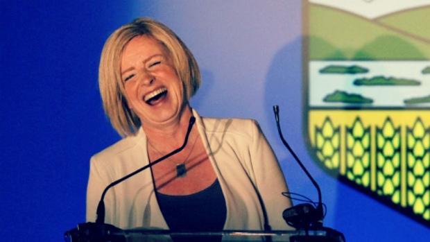 Alberta's new Premier: NDP leader Rachel Notley