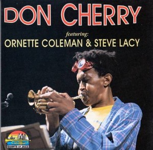 Album Cover Don Cherry by Ornette Coleman