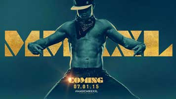 Magic Mike XXL opens wide July 1.