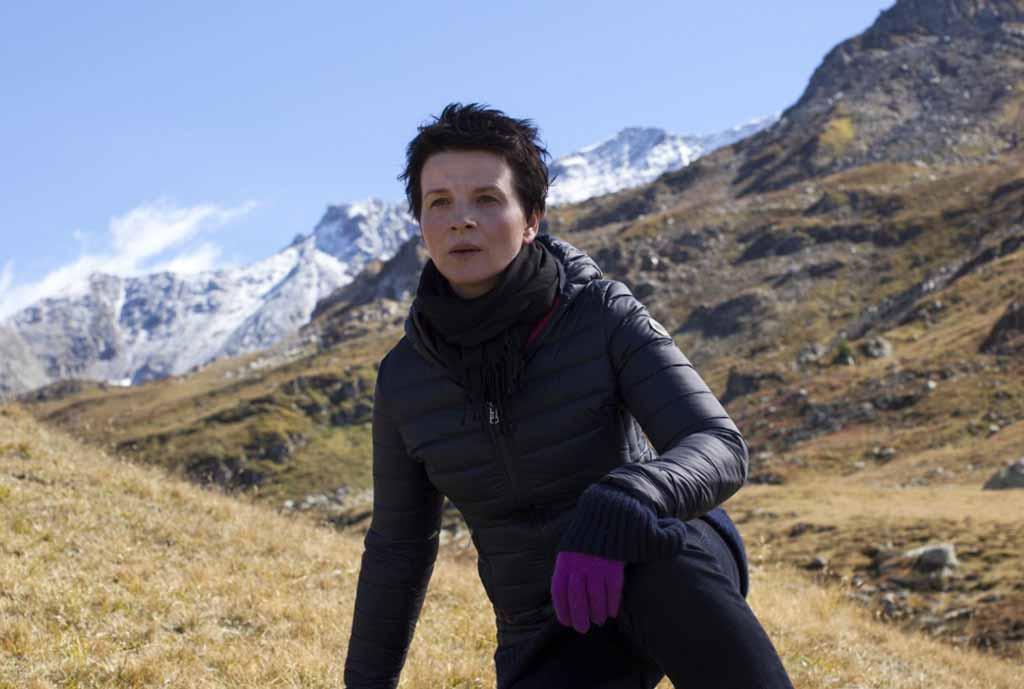 Juliette Binoche in The Clouds of Sils Maria