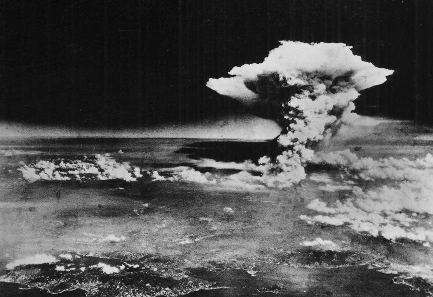 ATOM BOMB HIROSHIMA