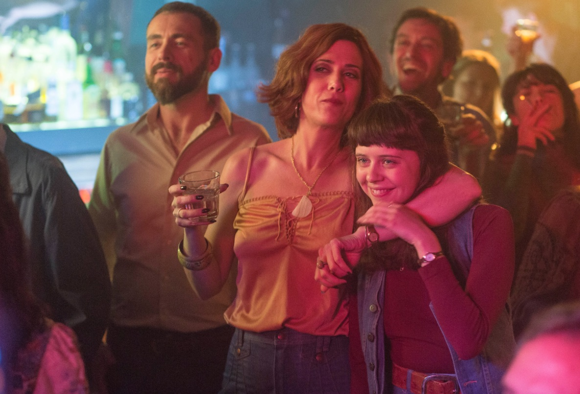 Kristen Wiig and Bel Powley star in The Diary of a Teenage Girl