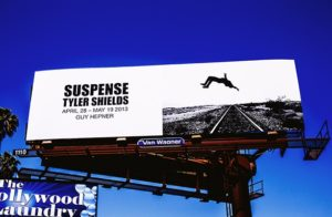 TYLER SHIELDS - Billboard