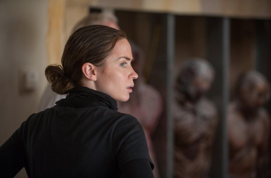 Denis Villeneuve's Sicario production still