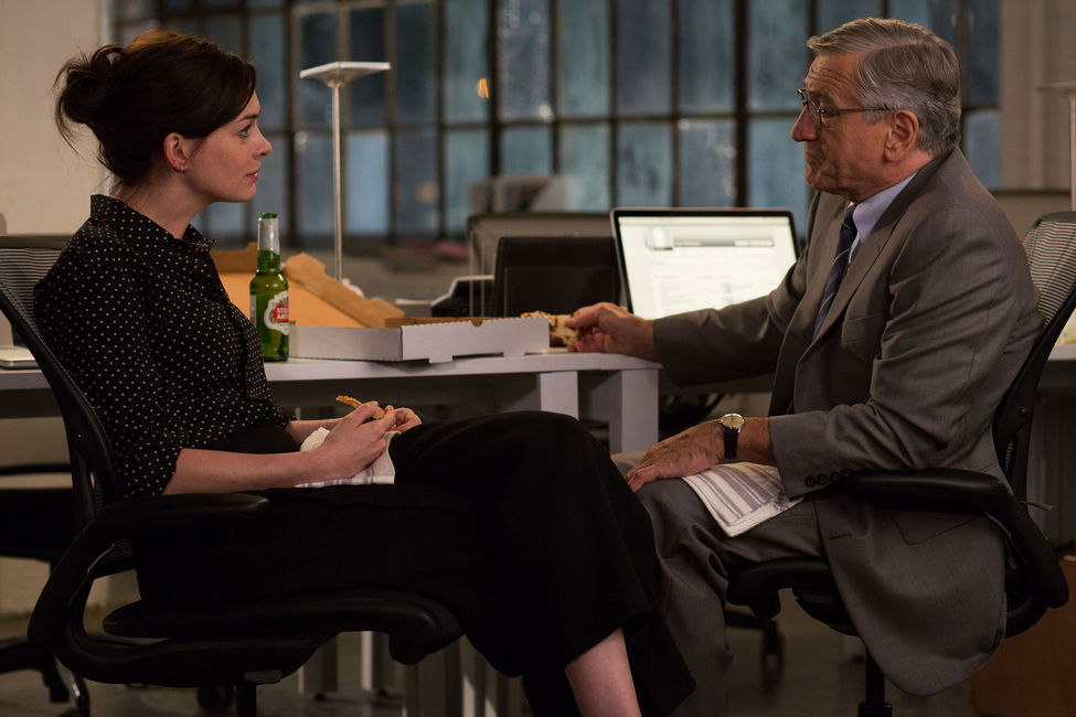 The Ex-Press   Movie review: The Intern doesn't pay off