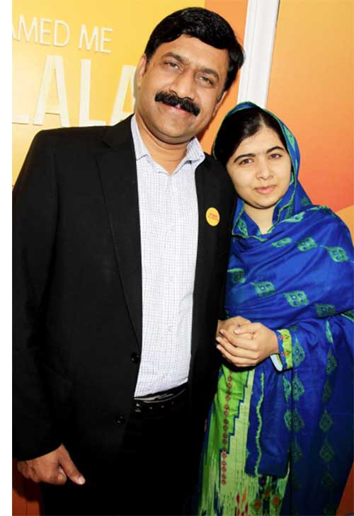 Movie review by Jay Stone: He Named Me Malala