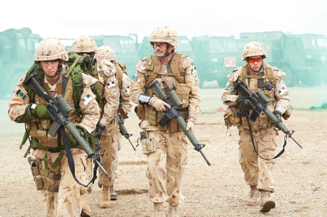 Hyena Road tells the story of Canada's involvement in Afghanistan