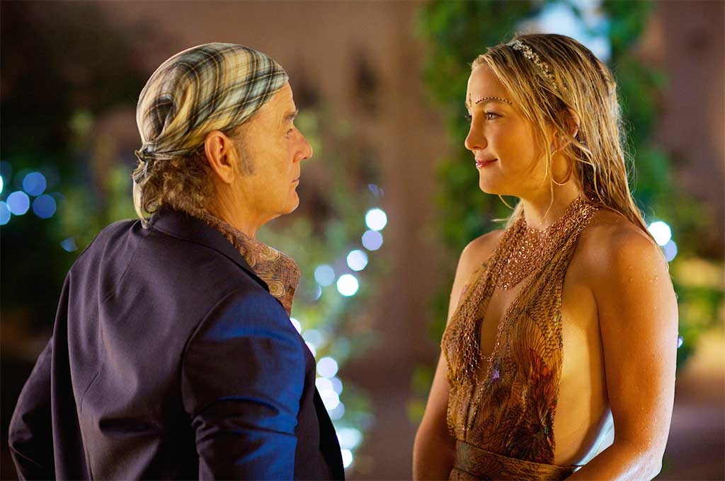 Movie Rock the Kasbah starring Bill Murray and Kate-Hudson