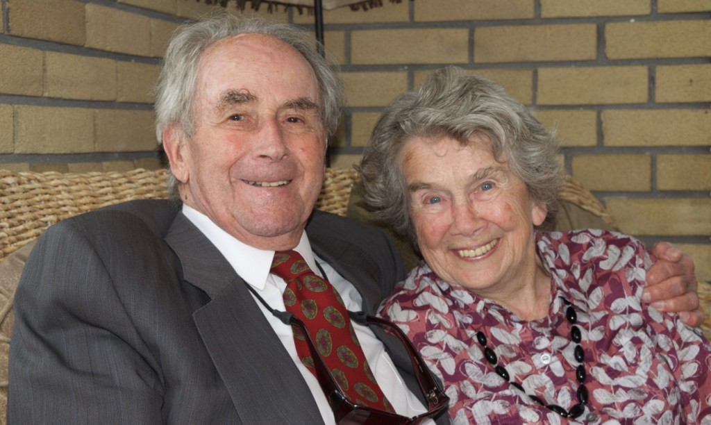 Ron and Leila Crosby (summer 2014)