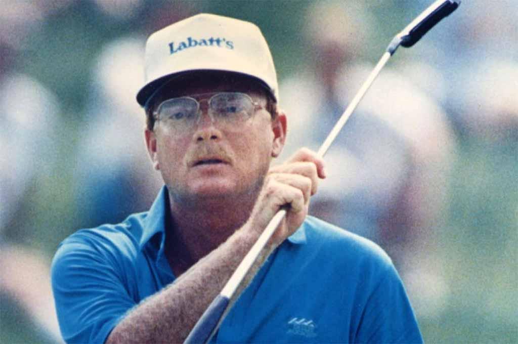 Dan Halldorson - Canadian golfer