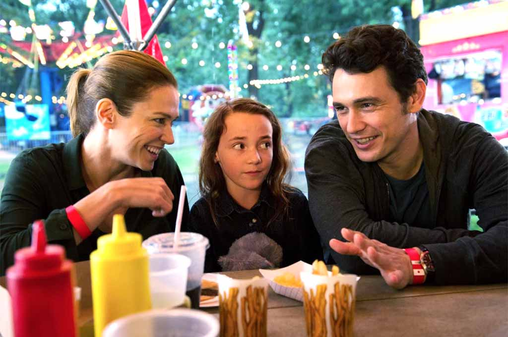 Marie-Josee Croze and James Franco star in Every Thing Will Be Fine