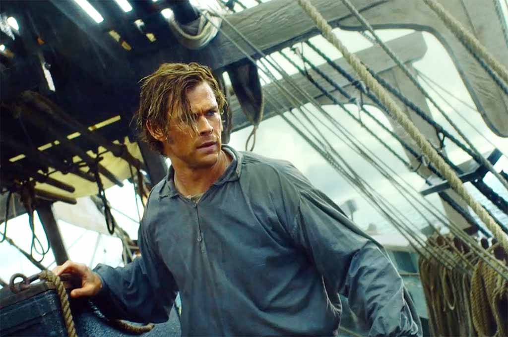 movie review in the heart of the sea or call me later ishmael movie ...