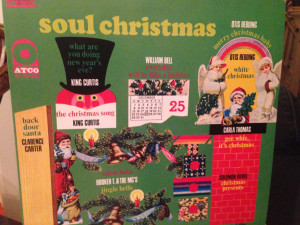 Soul Christmas: A collection of groovy yule classics.