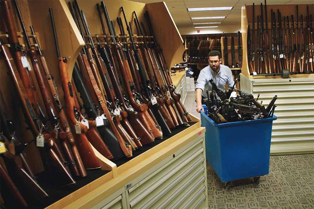 Guns NRA Under the Gun