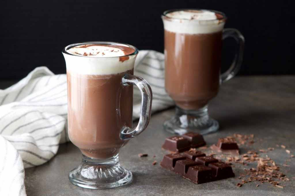 Chocolat Chaud Hot Chocolate Recipe Louise Crosby