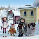 Snowtime! 3D animation Charlevoix