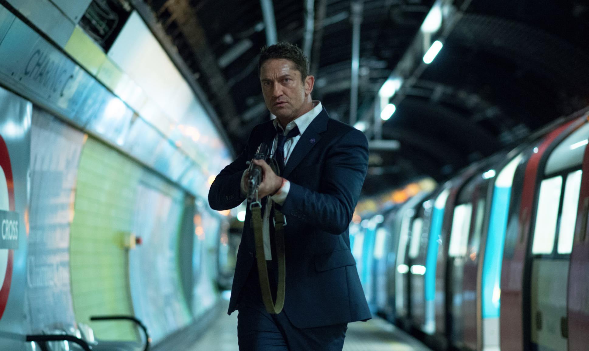 London Has Fallen Movie Gerard Butler