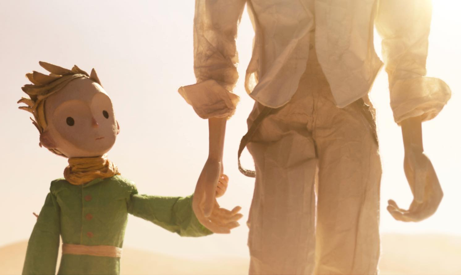 The Little Prince Antoine de Saint-Exupery Animation