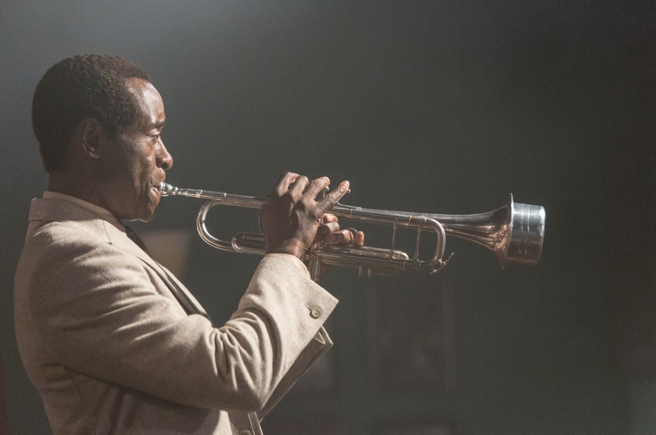 Don Cheadle Miles Ahead Miles Davis
