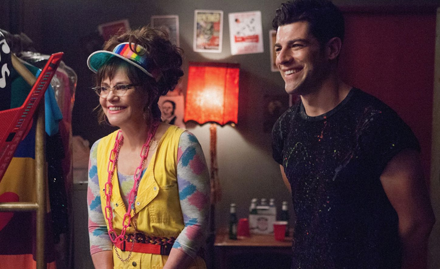 Hello My Name is Doris Sally Field Max Greenfield