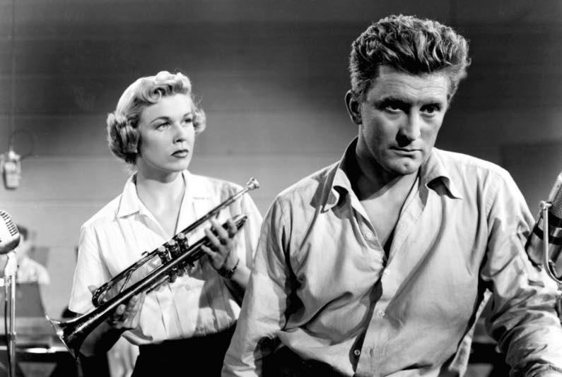 Doris Day Kirk Douglas Movie Man with a Horn