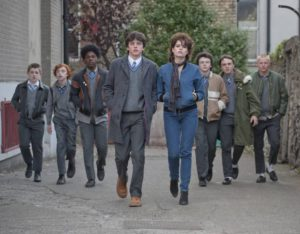 Sing Street Cast Movie