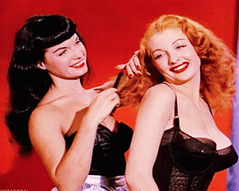 Bettie Page Tempest Storm movie