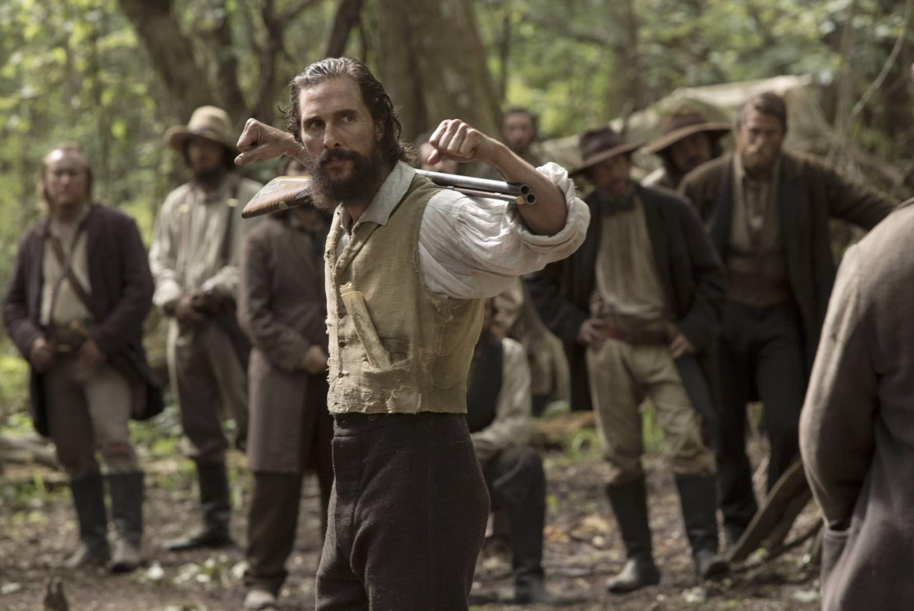 Free State Jones Matthew McConaughey