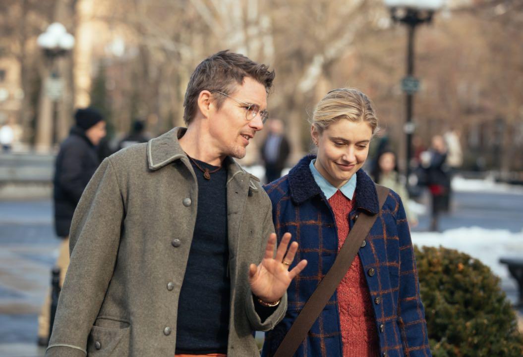 Maggies Plan Ethan Hawke Greta Gerwig Movie