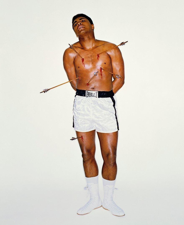 Muhammad Ali George Lois