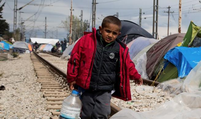 refugee crisis short film competition