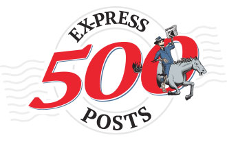 Ex-press 500 logo