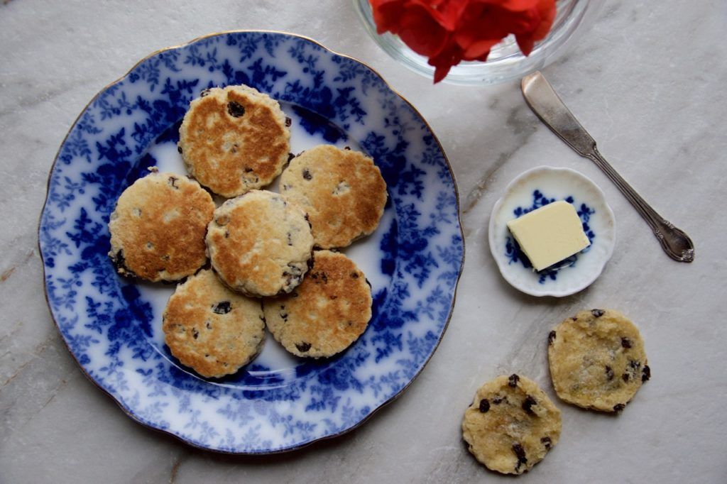 Welsh cakes recipe food