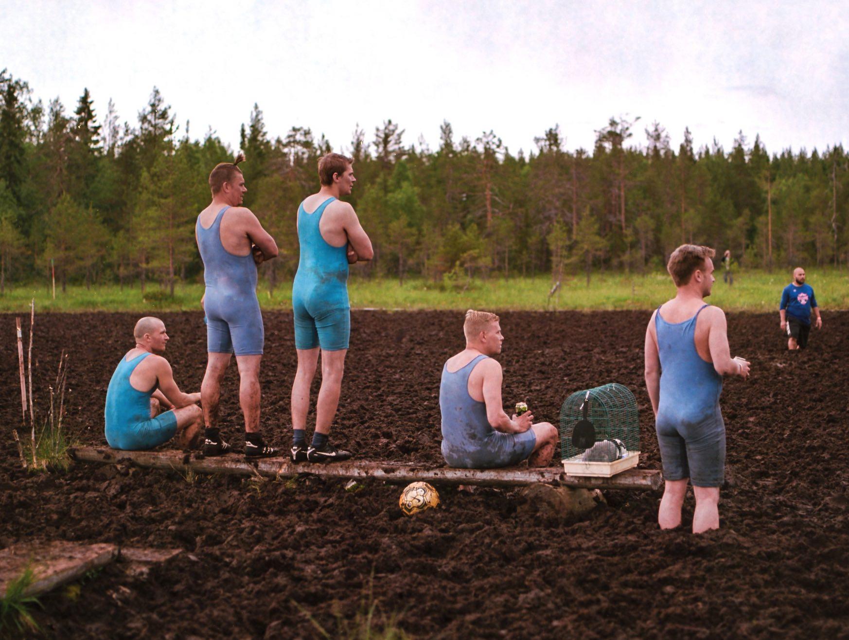 Bog Swamp Soccer Finland