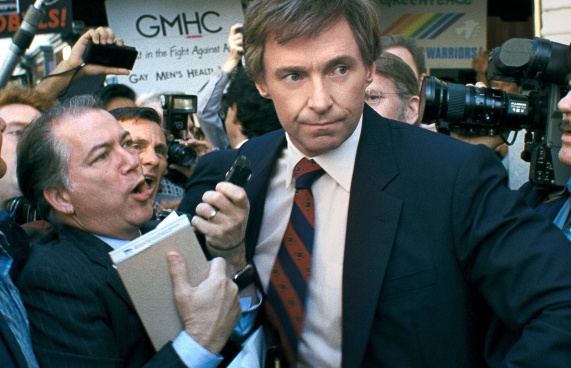Gary Hart Frontrunner Hugh Jackman movie