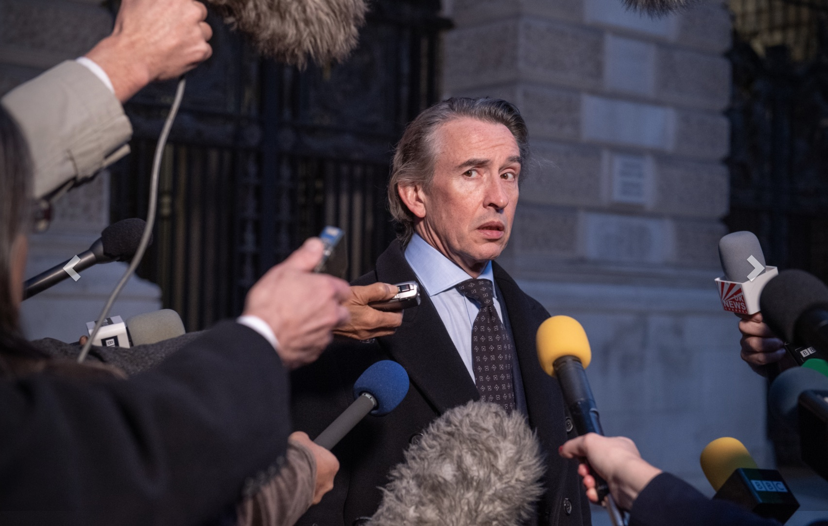 Steve Coogan Greed Michael Winterbottom
