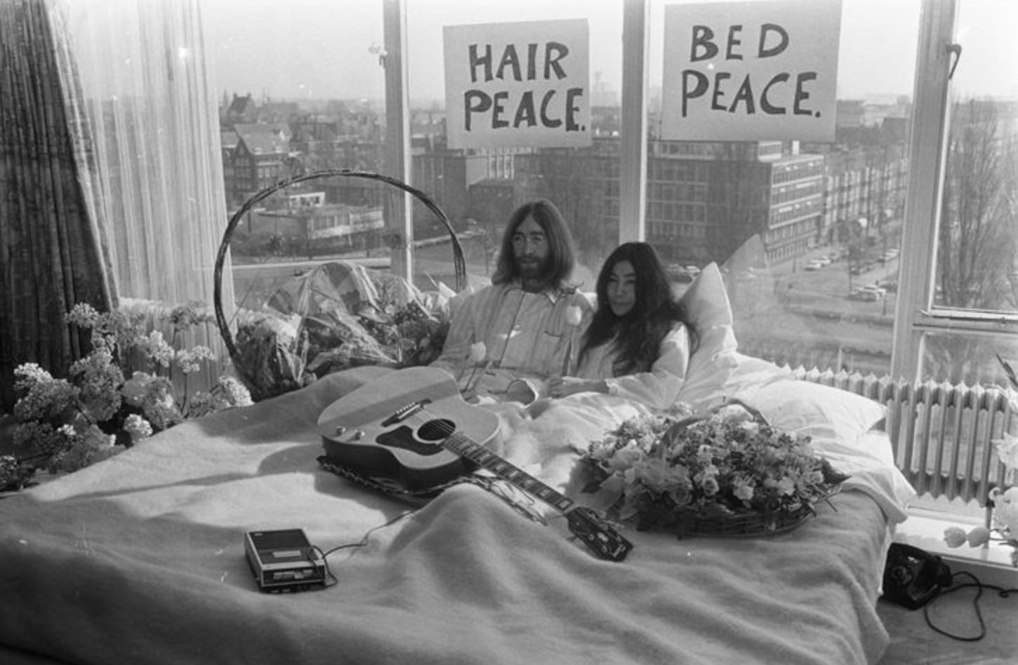 John Yoko Bed Bedroom