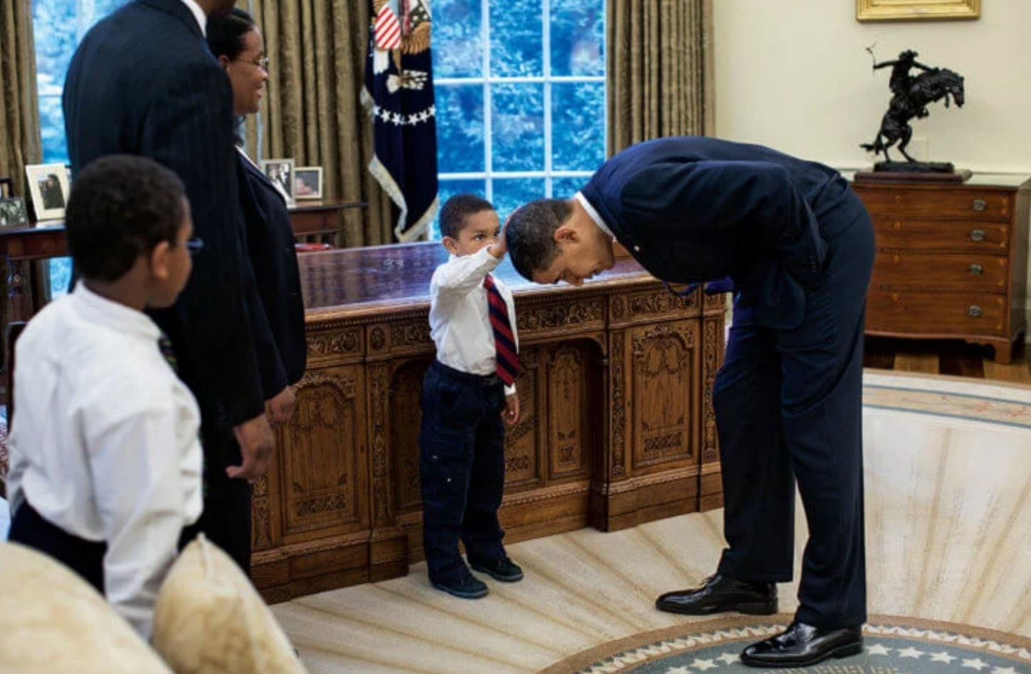 The Way I See It Pete Souza photographer White House