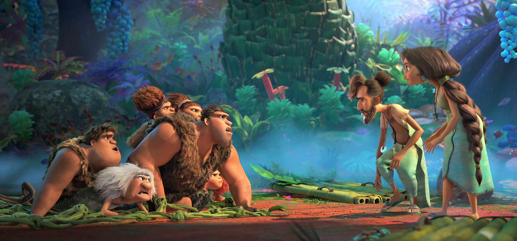 The Croods New Age movie review