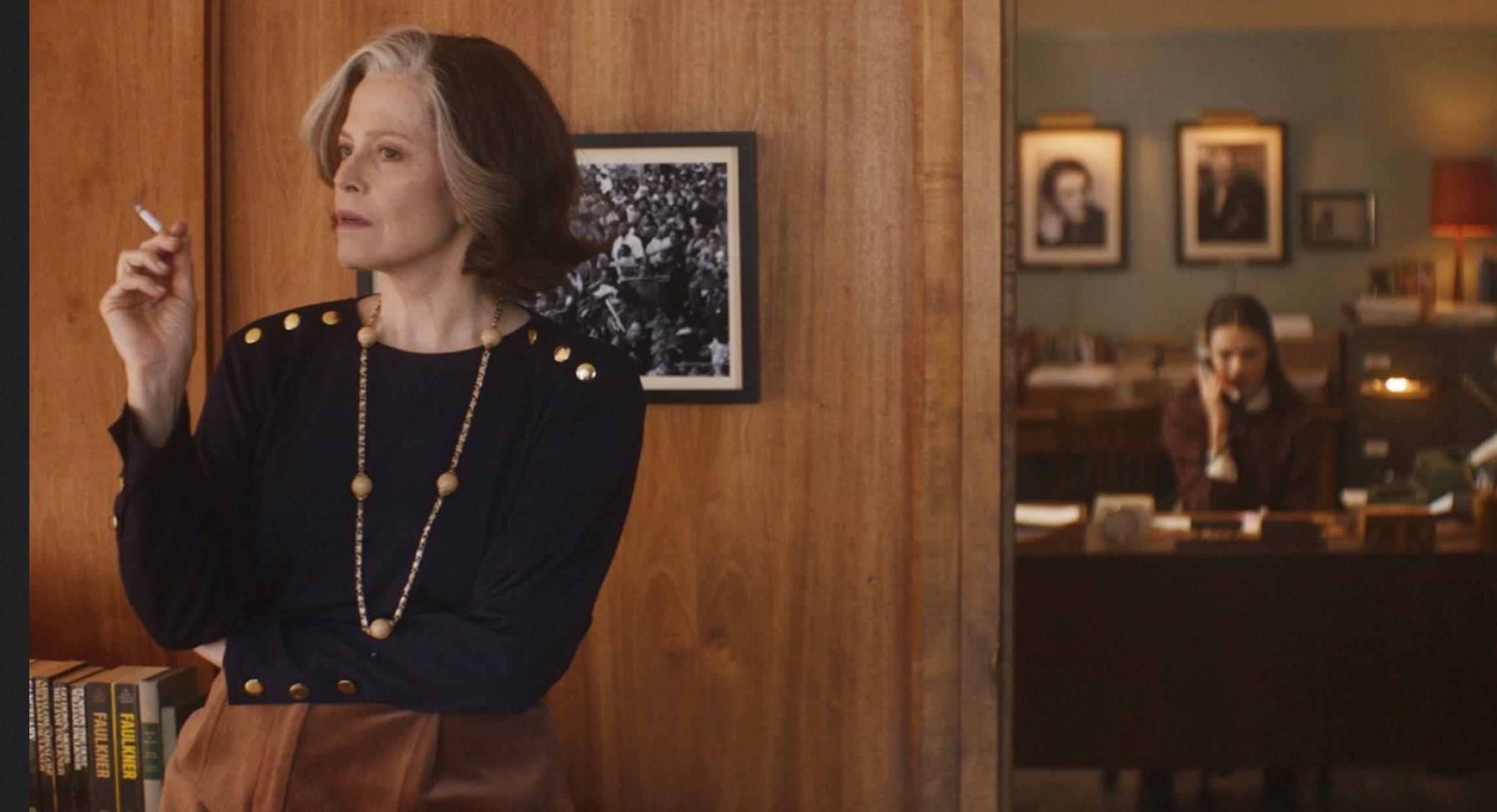Sigourney Weaver Salinger Year movie review